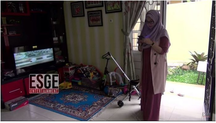 Dinikahi Pesepak Bola, Mantan Istri Pasha Ungu Kini Tinggali Rumah yang Jauh dari Kesan Mewah