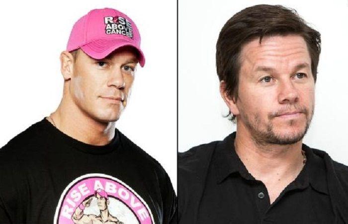 John Cena - Mark Wahlberg