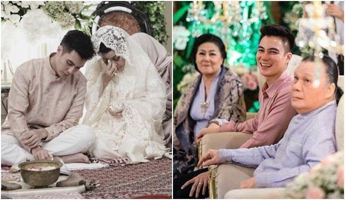 Baim Wong Menikah, Sang Ibu Tak Berhenti Menangis Saat Putranya Akan Melepas Masa Lajang Bersama Pau