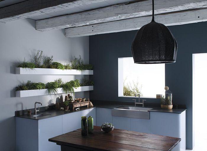 8 Ide Kreatif merawat tanaman herbal di dapur