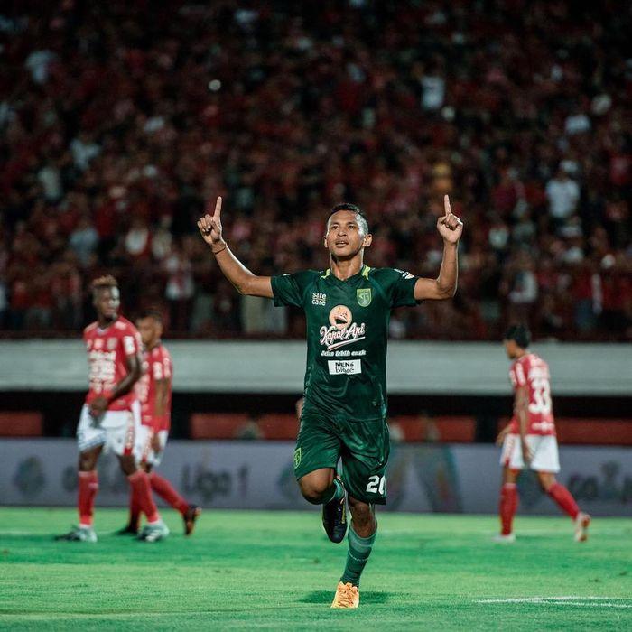Osvaldo Haay akan menunjukkan penampilan berbeda di laga Persebaya vs Bhayangkara FC