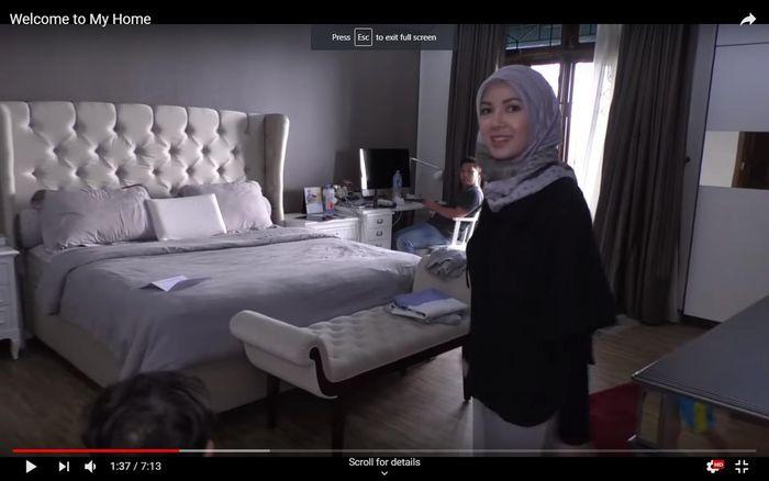 Kamar pribadi Ratna Galih
