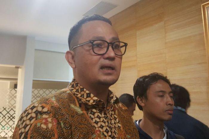 Direktur Jenderal Aplikasi Informatika Kementerian Komunikasi dan Informatika (Kemenkominfo) Semuel Abrijani Pangerapan