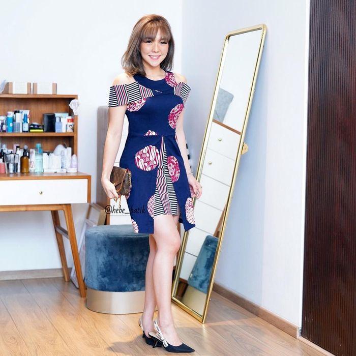 Inspirasi Batik Modern Favorit Gisella Anastasia Untuk