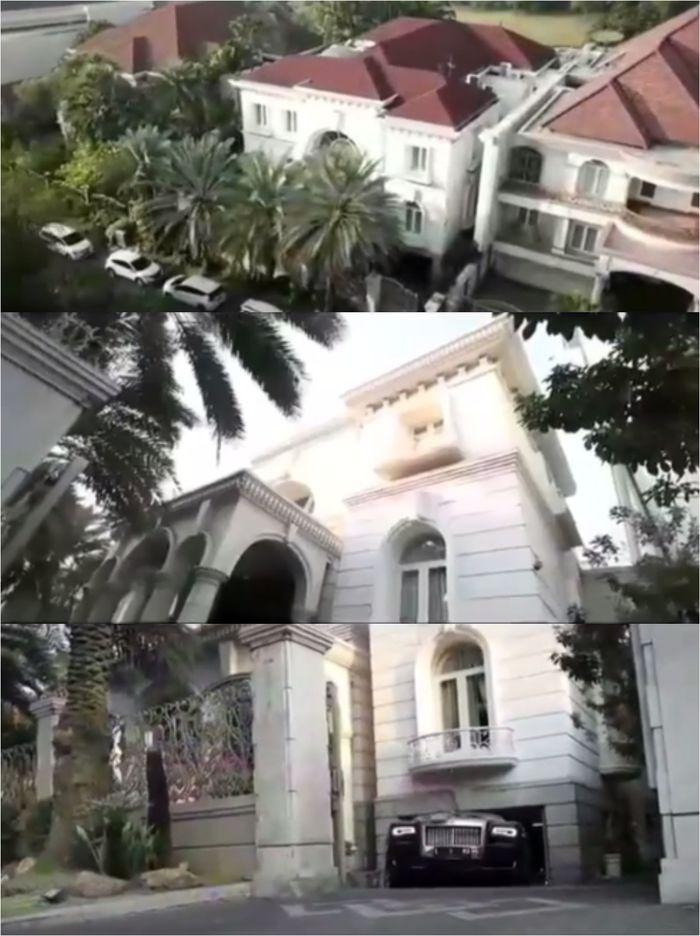 Rumah Jusup Maruta tampak depan