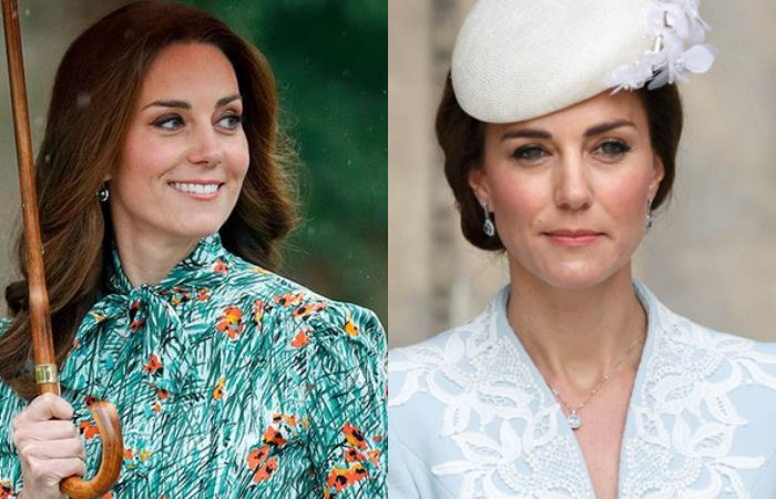 Kate Middleton enggak boleh pakai lipstik warna terang, lho