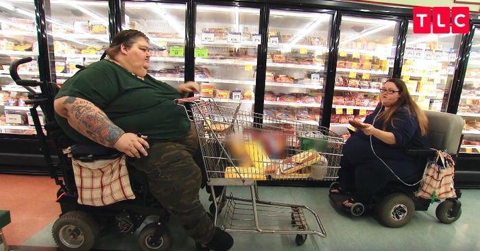 Pasangan Lee dan Rena tak pernah berhubungan intim selama 11 tahun karena obesita
