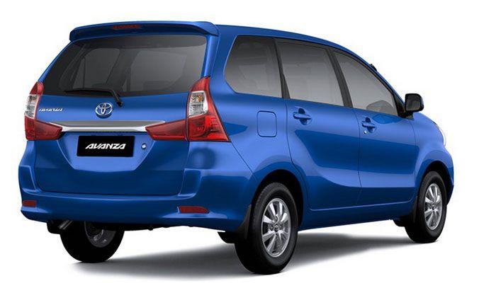 Toyota Avanza model sebelumnya