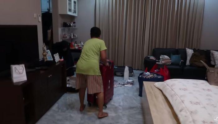 Rumah Laudya Cynthia Bella di Malaysia (2)