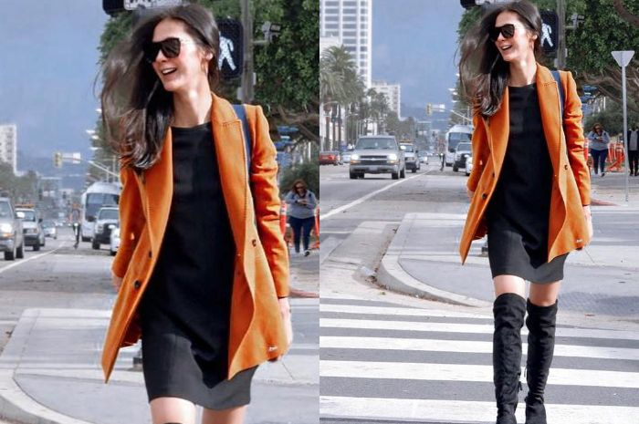 Penampilan stylish Paula Verhoeven saat honeymoon ke California