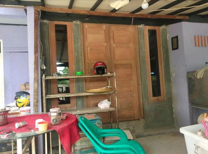 Kediaman Aminah Cendrakasih (Mak Nyak) di kawasan Ciledug.