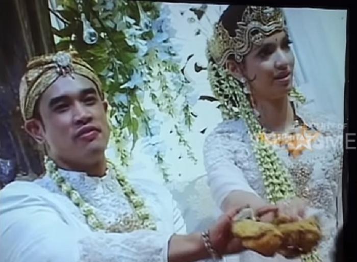 Pernikahan termewah artis Indonesia, Nia Ramadhani dan Ardi Bakrie