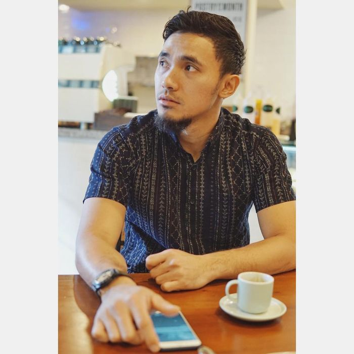 Macho Clothing, clothing line milik Achmad Hulaefi, calon suami Lindswell Kwok.
