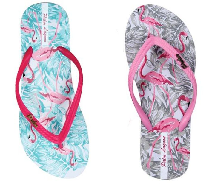 Sandals & Flip Flop Flamingo
