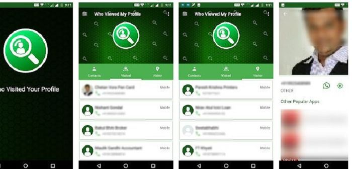 Cara download WhatsApp my Profile.