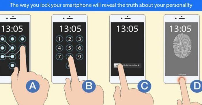 Kunci ponsel