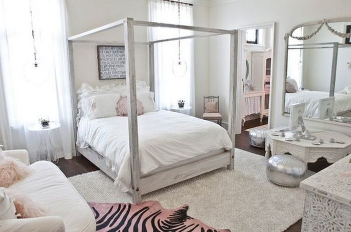 inspirasi desain kamar remaja putri