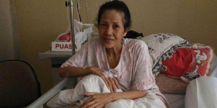 Potret Yenny Farida setelah menderita penyakit parah