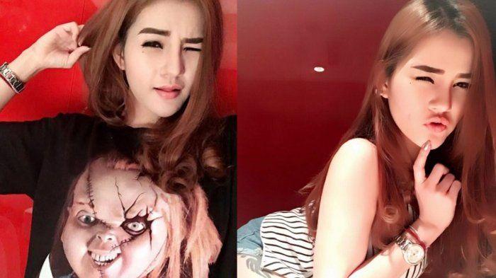 Priyanuch Nonwangchai alias Preaw si cantik pembunuh keji, bak model pop ternama