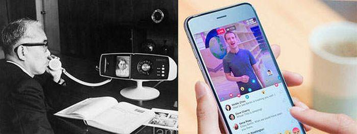 Video call sejak lama sudah ada, tapi lihat perangkatnya dong