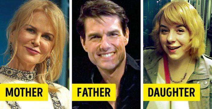 Isabella Cruise, putri angkat dari Nicole Kidman and Tom Cruise