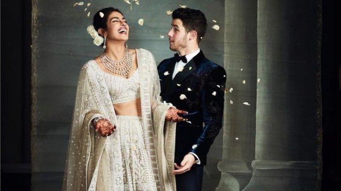 pernikahan Nick Jonas dan Priyanka Chopra