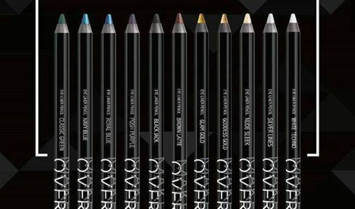 Make Over Eyeliner Pencil