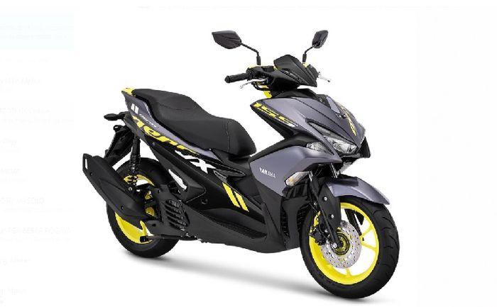 Yamaha Aerox Standar