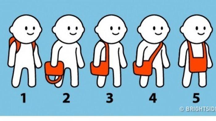 TES KEPRIBADIAN - Sepele! Ternyata Cara Kamu Bawa Tas Tunjukkan Kepribadian Aslimu, Cek Artinya
