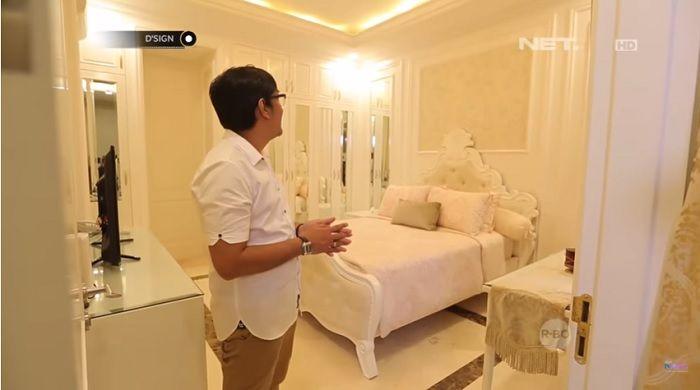 Rumah Mewah Andre Taulany di Tangerang
