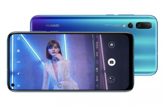 Huawei Nova 4 Resmi Dirilis, Bawa Kamera di Layar dengan Resolusi 23MP