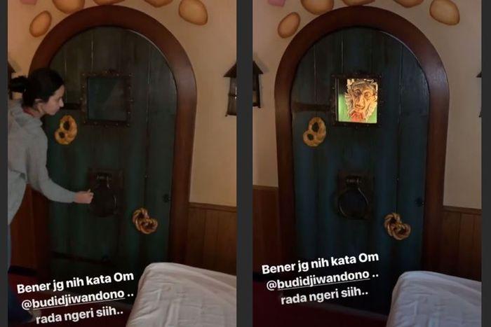 Unggahan Ardi Bakrie tentang kamar hotelnya