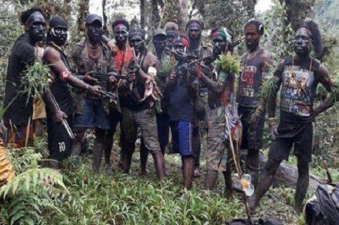 Kelompok Kriminal Bersenjata (KKB) di Papua disebut tak lagi punya ideologi, murni kriminal.