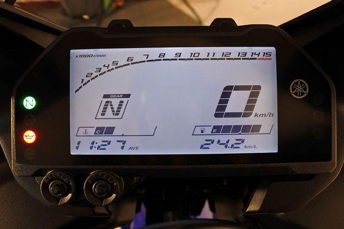 Spidometer Yamaha New R25