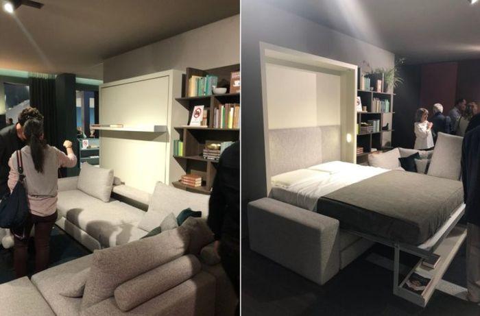 7 Tempat Tidur Multifungsi Cara Cerdas Atasi Permasalahan Ruang Sempit Semua Halaman Idea