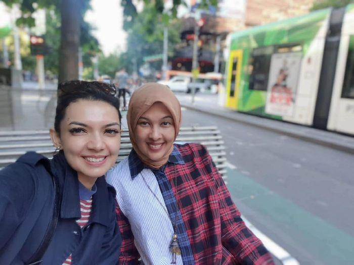 Najwa Shihab dan Najeela Shihab