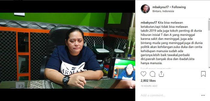 Peramal Mbak You Bilang 2 Artis Muda Indonesia Akan ...
