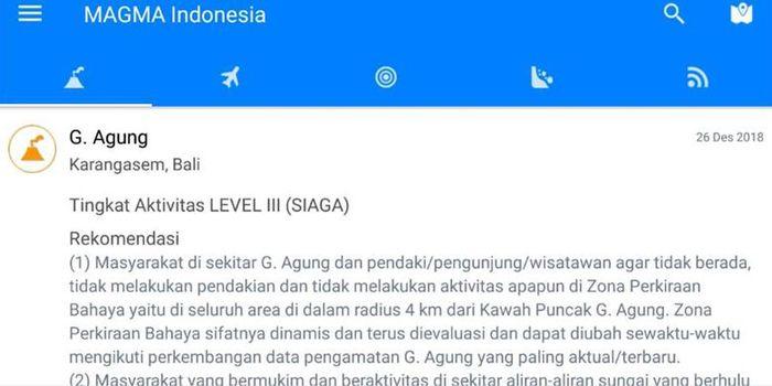 Aplikasi Magma Indonesia.