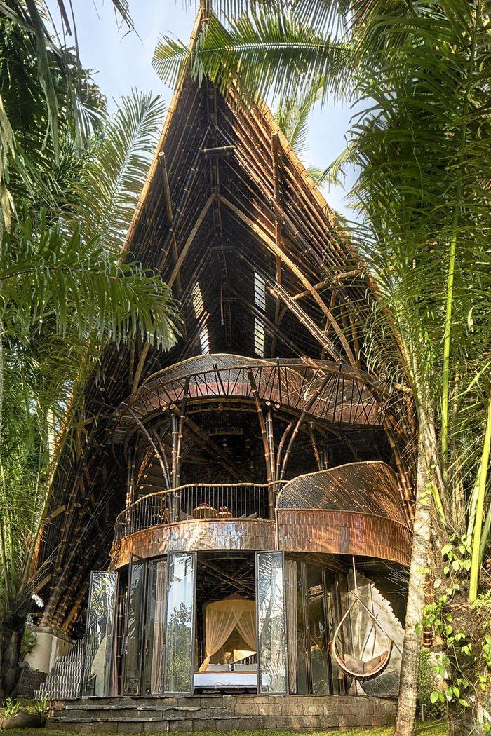 660+ Gambar Rumah Bambu Bali HD Terbaik