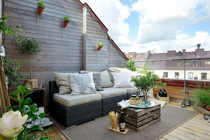Inspirasi desain teras rumah