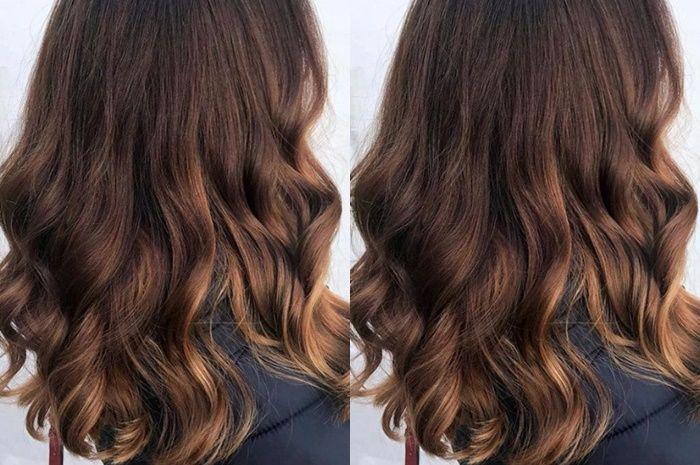 Warna Rambut Perempuan