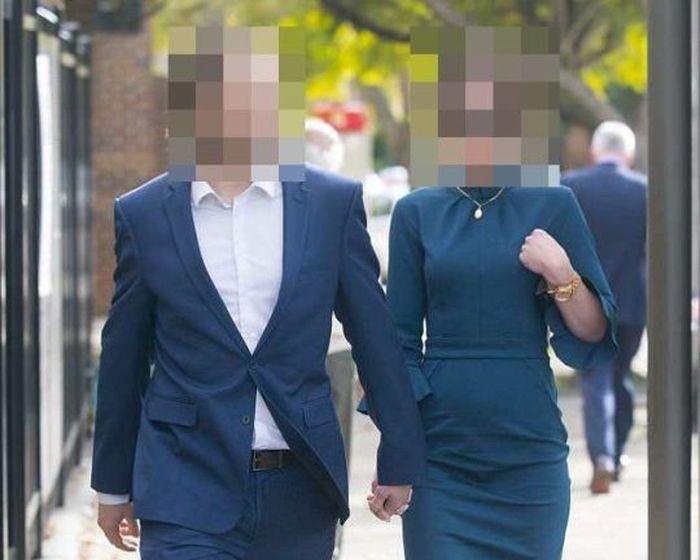 Pasangan ini ditangkap setelah melakukan diet vegan pada bayinya