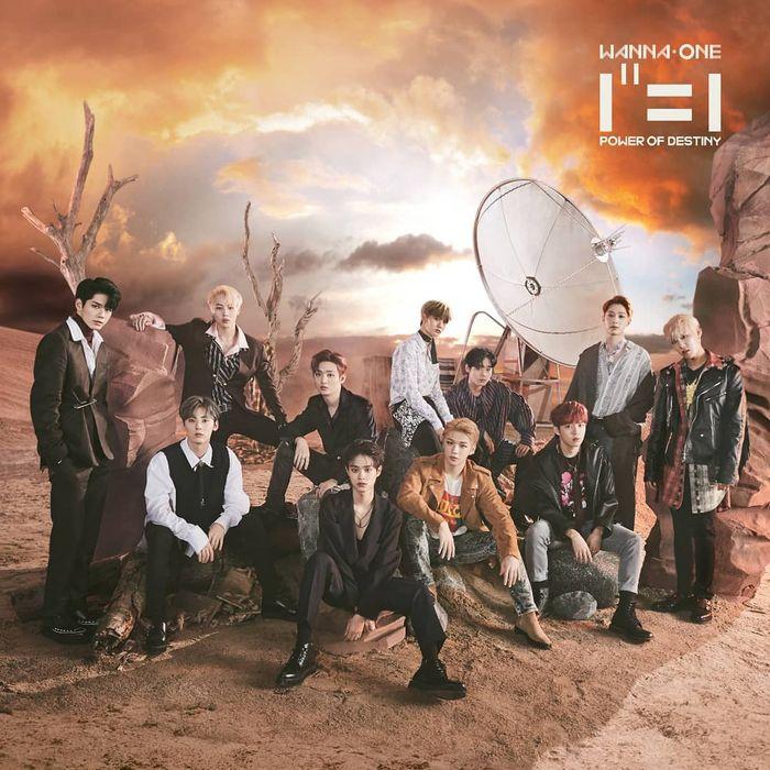 Wanna One 1¹¹=1(POWER OF DESTINY) versi Adventure