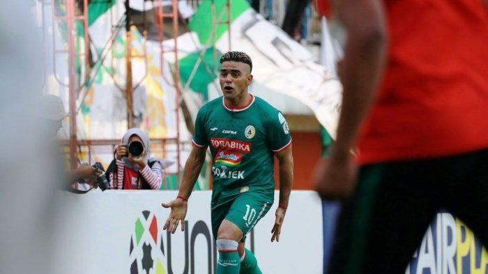 Cristian Gonzales Setia Menanti Kepastian PSS Sleman Meski Sudah Terima Banyak Tawaran