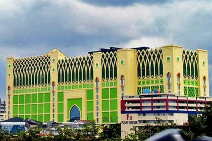 Tanah Abang jadi tempat belanja hijab paling murah di Jakarta
