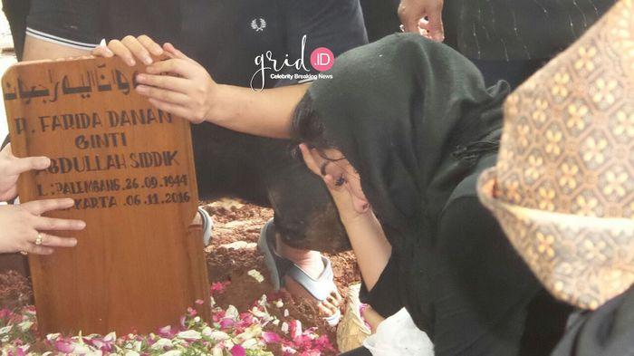 Ibu Ashanty meninggal dunia