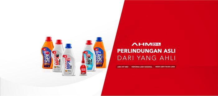 Ilustrasi AHM Oil