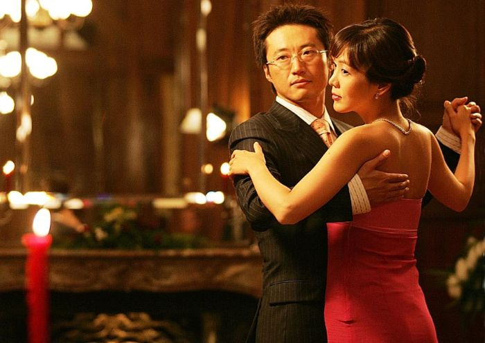 Park Shin Yang - Lovers in Paris