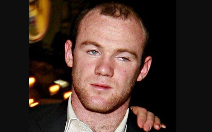 Eks pemain Manchester United, Wayne Rooney.
