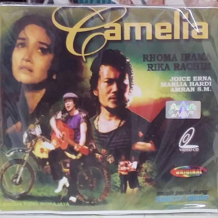 Cover Film Camelia, Rhoma Irama naik TS100